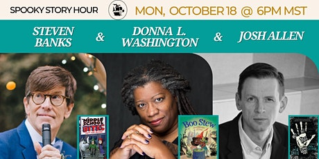 Rediscovered Books Spooky Story Hour with Donna Washington and Friends tickets