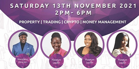 Beginners guide to investing, crypto, forex, e-commerce & network marketing tickets