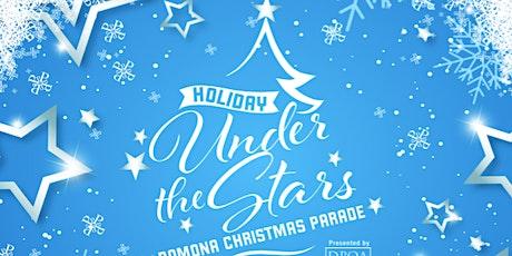 2021 Pomona Christmas Parade - VOLUNTEERS tickets