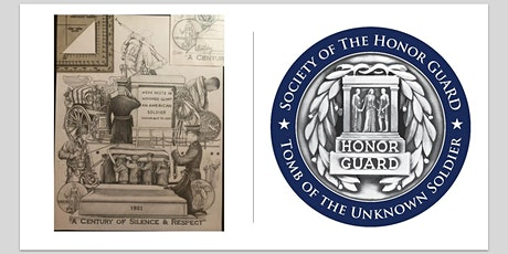Centennial of the Tomb of the Unknown Soldier – Unveiling of Lithograph tickets