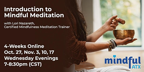 Introduction to Mindful Meditation tickets