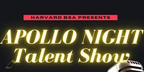 BSA Apollo Night tickets