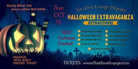 Halloween Extravaganza  tickets
