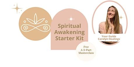 Spiritual Awakening Starter Kit DAY 3 tickets