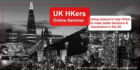 UK HKers Online Seminar Tickets