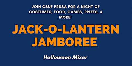 PRSSA Halloween Mixer tickets