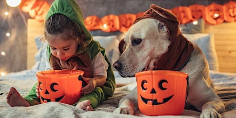 Trick Or Treat For Dogs! tickets