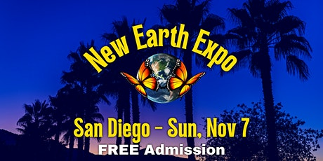 San Diego New Earth Expo tickets