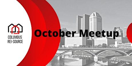 Columbus REI-Source October Meet Up tickets