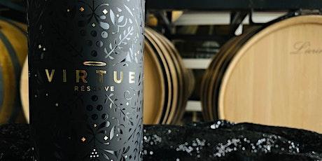 Virtue Réserve Wine Release & Tasting Event, November 6 tickets