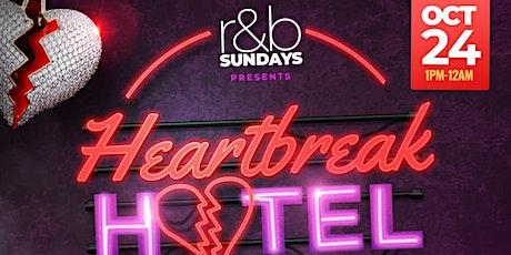 HART BREAK HOTEL  R&B BRUNCH AND DAY PARTY AT TAJ tickets