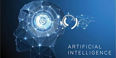 Beginners Weekends Artificial Intelligence Training Course Lausanne billets