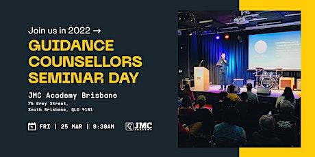 JMC Academy Guidance Counsellors Seminar Day Brisbane tickets