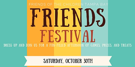 Friends Festival tickets