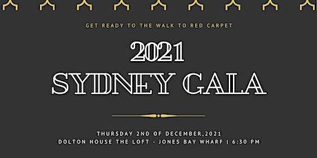 2021 Sydney Gala tickets