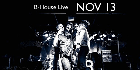 Country Night at BHouse Live with BRASS BUCKLE BAND tickets