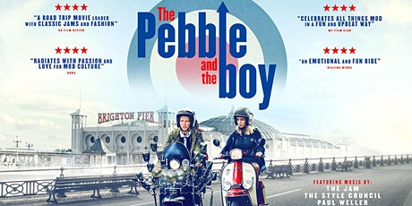 KINOFILM presents: The Pebble And The Boy (feature) = Q&A tickets