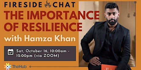 Fireside Chat with Hamza Khan tickets