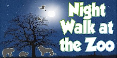 Night Walk at the Zoo ADULT WALK tickets