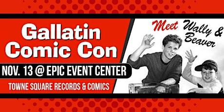 Gallatin Comic Con tickets