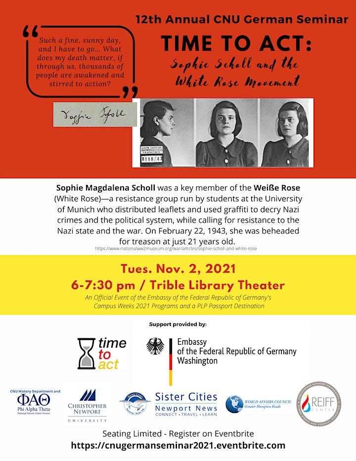 12th Annual CNU-Sister Cities German Seminar image