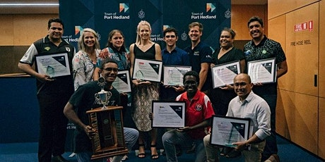 Town of Port Hedland & BHP Community Sports Awards 2021 tickets