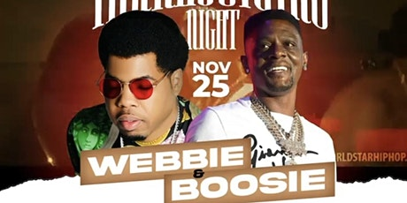 Boosie & Webbie Concert tickets