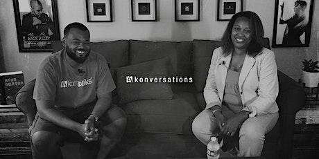 Konversations: Season 2 Premiere tickets