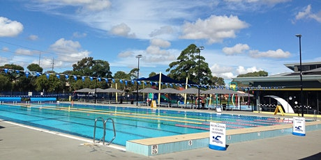 Birrong Outdoor Pool Sessions - Monday 25 October 2021 tickets