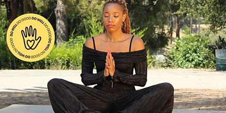 Restorative Gentle Yoga Series with Black Velveteen Yoga - Zoom tickets