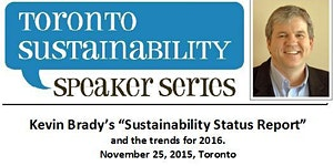 "Kevin Brady's ""Sustainability Status Report"" and the..."