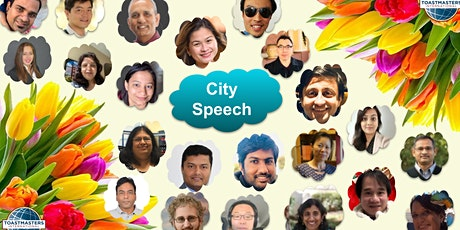 Open House : City Speech Toastmasters tickets