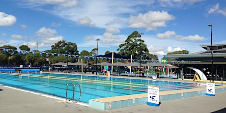 Birrong Outdoor Pool Sessions - Tuesday 26 October 2021 tickets