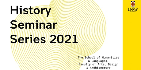 Rethinking Australian History's 'Beginnings': Historiography and Chapter 1 tickets