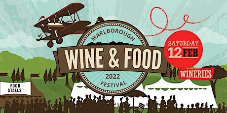 Marlborough Wine & Food Festival 2022 tickets