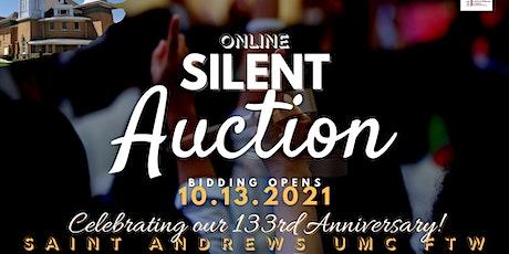 Online Silent Auction tickets