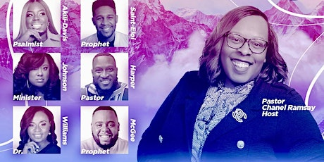 The SEEK 2021 Prophetic Prayer Conference tickets