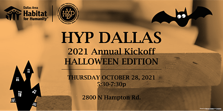 Annual HYP Kick-Off - Halloween Edition tickets
