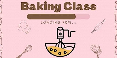 Baking Class w/ Laura Arseneault tickets
