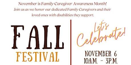 Family Caregiver Fall Festival tickets