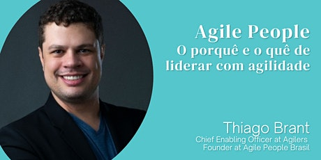 Agile People :: Portuguese Edition hosted by Women in Agile Toronto bilhetes