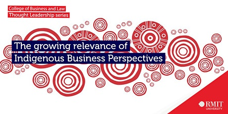 The growing relevance of Indigenous Business Perspectives tickets