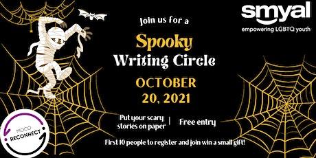 Spooky Creative Writing Circle (Virtual) tickets