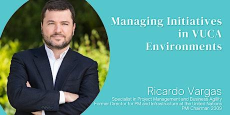 Managing Initiatives in VUCA Environments tickets