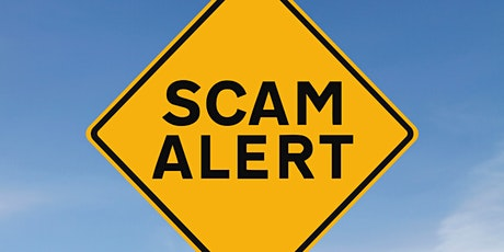 Scam Awareness and e-Safety tickets