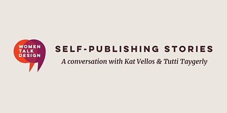 Self-Publishing Stories Tickets