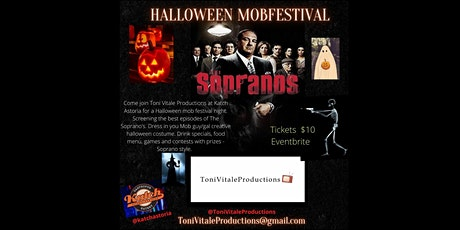 Halloween Mob Festival tickets