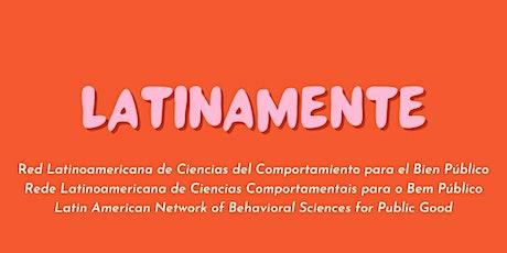 Red LatinaMente: Lanzamiento/Launch entradas