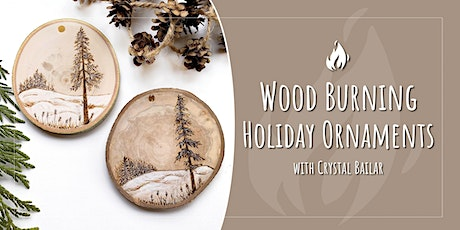 Holiday Workshop: Create Artisan Ornaments tickets