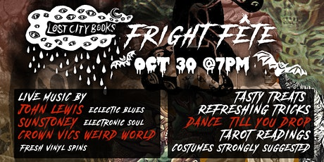 Fright Fête at Lost City Books! tickets